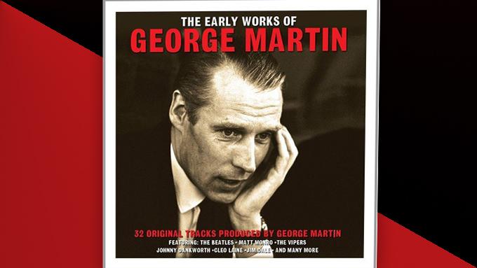 本日、1月3日はビートルズの育ての親、ジョージ・マーティンの誕生日