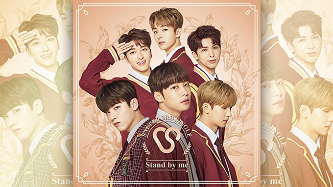 K-POP勢強し! SNUPERのシングルが、SF9のアルバムが第1位!