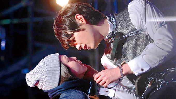 古川雄輝&藤井武美、クァク・ジェヨンが描くこれまでにない恋愛映画『風の色』
