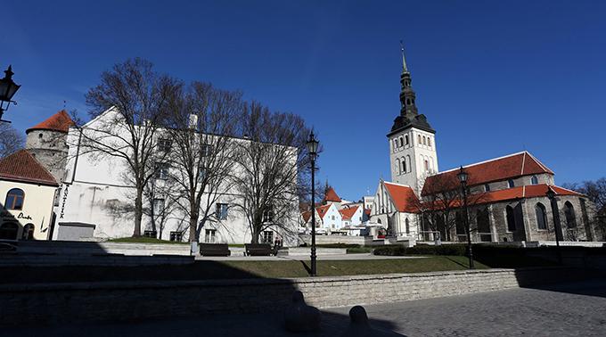エストニア 首都 タリン