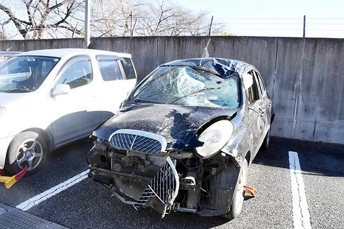高齢者 運転 事故 女子高生 前橋