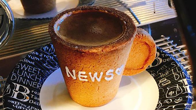 卒業文集の夢を叶えて喫茶店のマスターになったコーヒーとパンとニュースを届ける新聞屋さん