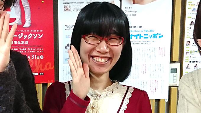 NHK合格 たかまつななが語る受験必勝法