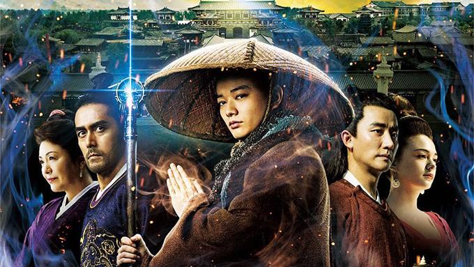 噂の日中合作プロジェクト映画は、壮大なファンタジーだった!『空海-KU-KAI- 美しき王妃の謎』