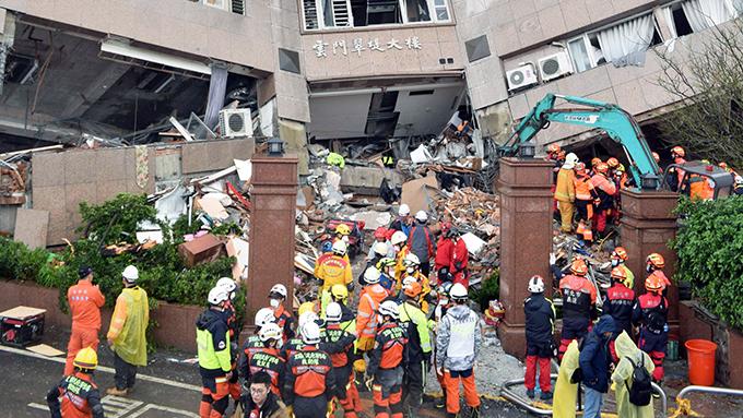 台湾地震~過去の教訓が生かされない地域的な事情