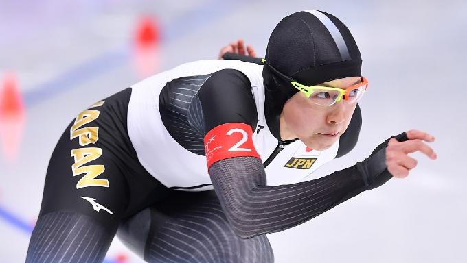 最も金メダルに近い選手 女子スピードスケート・小平奈緒
