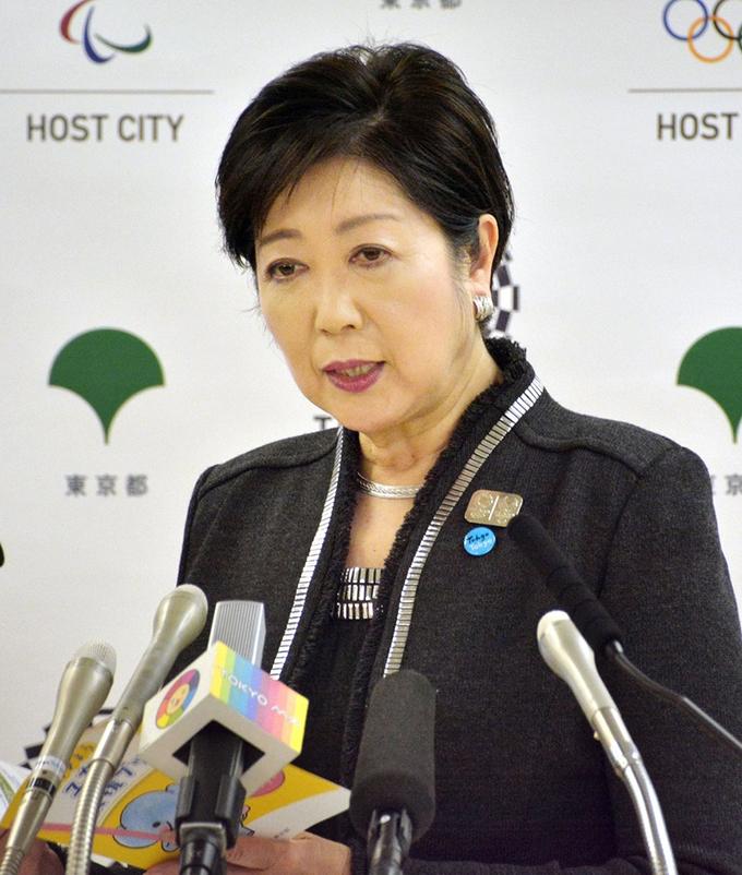 東京オリンピック開催時期に任期...