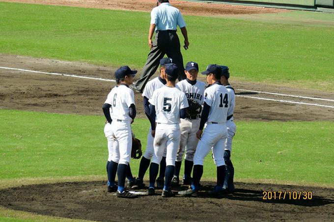 県立 富島高校 野球部