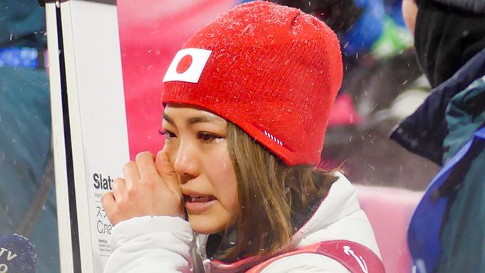 悲願のメダル獲得!! スキージャンプ・高梨沙羅選手に生インタビュー!!!
