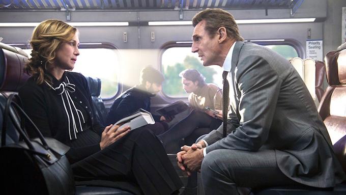 リーアム・ニーソン、今度は電車の中で戦う!『トレイン・ミッション』