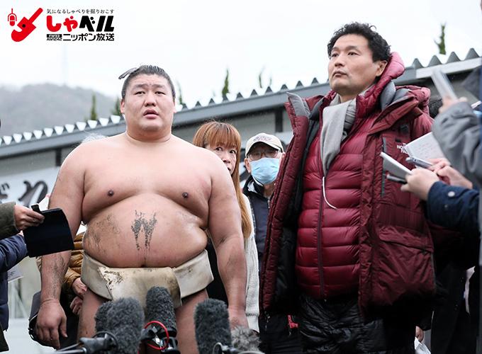 西十両12枚目・貴ノ岩 日本の土俵にあがることを決めた8歳の誓い