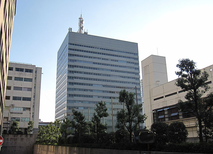 近畿財務局 大阪 合同庁舎 第4号館
