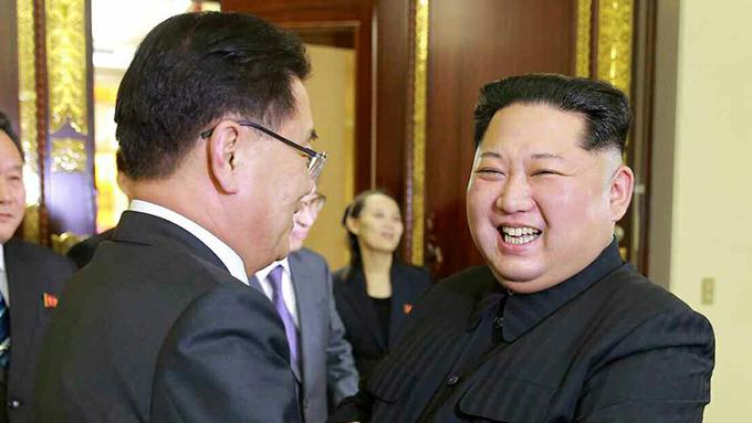 """南北会談~金正恩委員長の発言の""""解釈権は北朝鮮にある"""""""