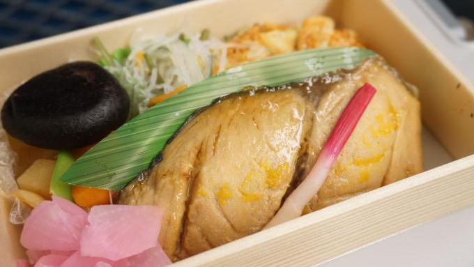 こだわりの焼き魚弁当
