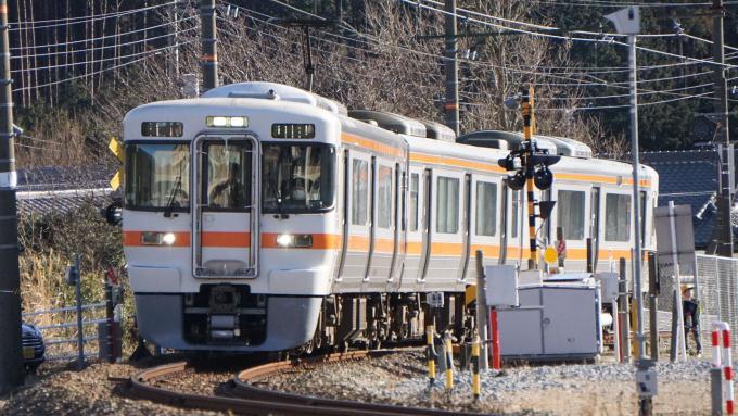 313系 電車 御殿場線 裾野 岩波
