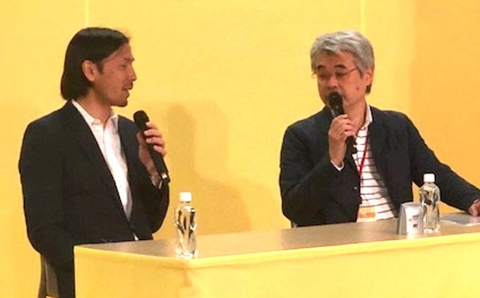 鈴木隆行が期待するロシアW杯日本代表メンバーは? 第8回ニッポン放送うまいもん祭り