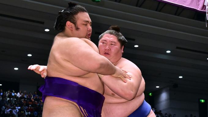 怪物・逸ノ城が帰ってきた 大相撲春場所