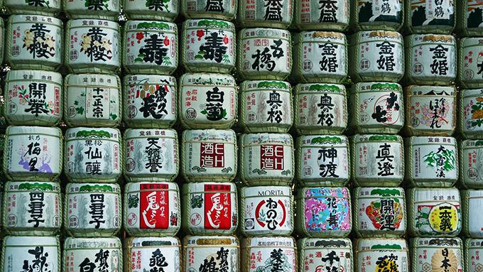 日本酒の豆知識 「大吟醸酒」や「純米酒」の違いを知る!