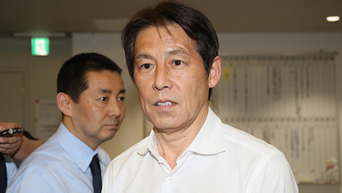 サッカー日本代表・西野監督 Jリーグでは歴代最多の270勝