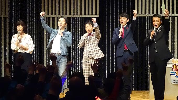 三丘翔太、辰巳ゆうと、一条貫太、若手が目指す憧れの歌手とは!?