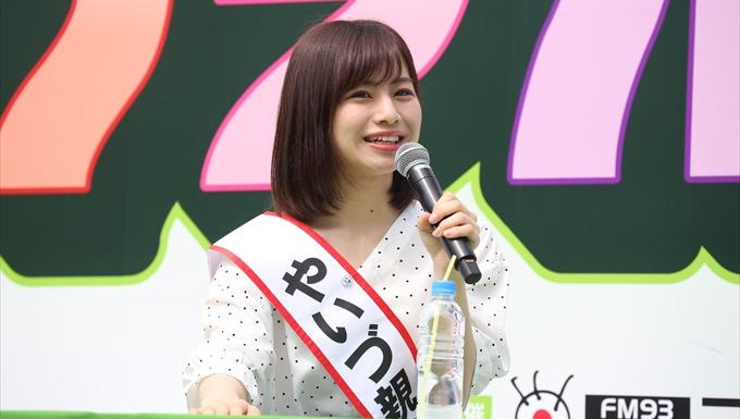 やいづ親善大使SKE48青木詩織が焼津愛を語る【ラジオパーク情報】