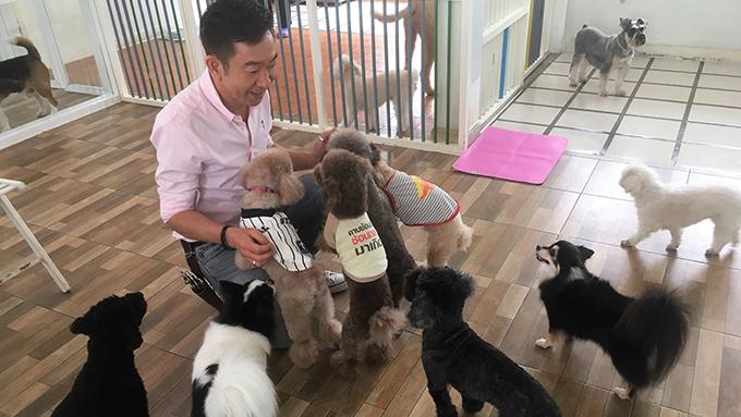 タイ永住を決意させた愛犬との生活が導いた、生きがいと笑顔の日々