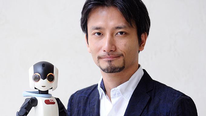生活の中にロボットがいる時代がやってきた!