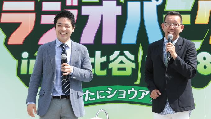 新人大泉アナを52歳差の宮田アナがスポーツ実況指導【ラジオパーク情報】