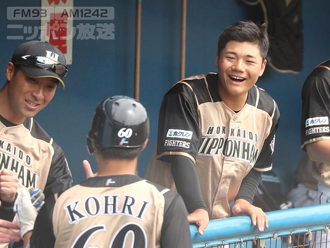 清宮幸太郎 郡拓也 プロ野球 イースタン リーグ