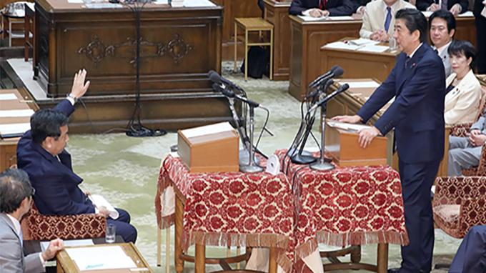 岡田克也無所属の会代表が党首討論に出なかったワケ