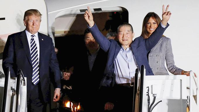 拘束の米国人帰国~北朝鮮のカードはこれで尽きた?