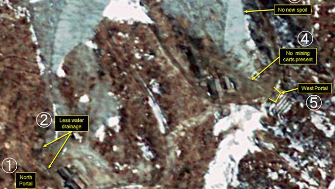 北朝鮮が核実験場廃棄の公開取材から日本を外した理由