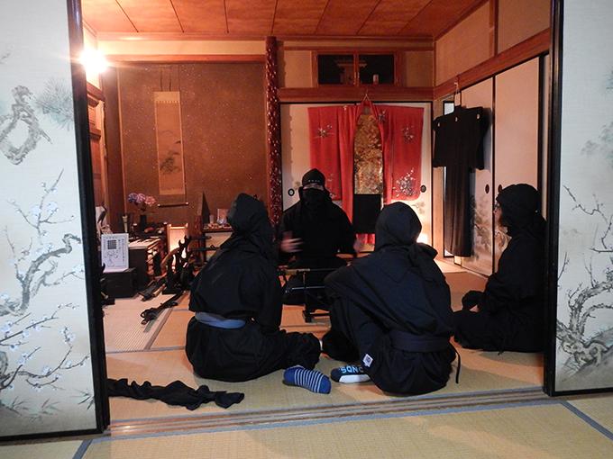 職業 忍者 甚川浩志 外国人 講義