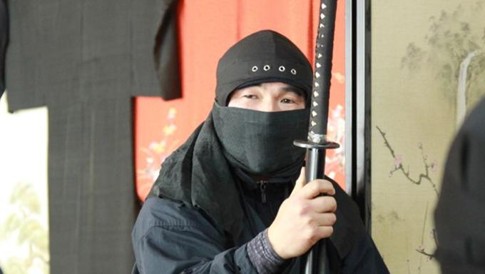 東京の山里に住む「職業は忍者」 マーケティングリサーチから忍者の極意を学ぶ!