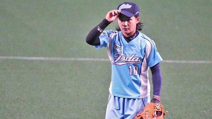 本当の意味で、ソフトボールの楽しさを感じる事が出来ています –戸田中央総合病院・田中江理奈選手-