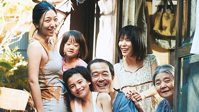 パルムドール受賞作、いよいよ日本のスクリーンへ。『万引き家族』