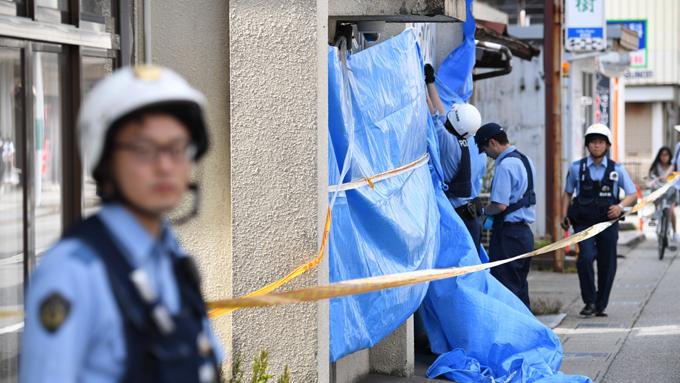 「富山交番襲撃」と「福岡ネット殺人」の共通点