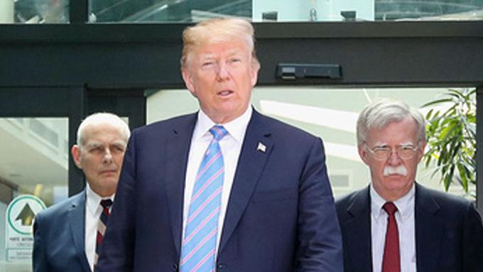 トランプ大統領「首脳宣言を承認しない」の裏にあるもの