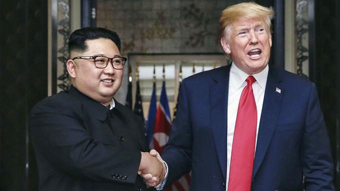 北朝鮮が体制保証をアメリカに求めるのは国交樹立を果たすため