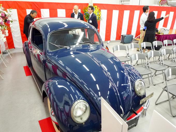 VW タイプⅠ ビートル 1952年式