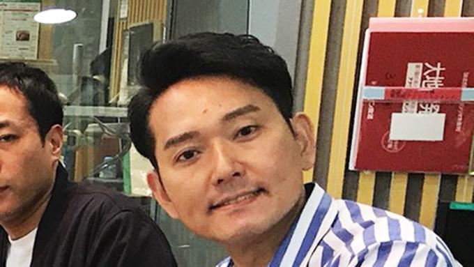ナイツ土屋 驚きの役名でドラマ出演!?