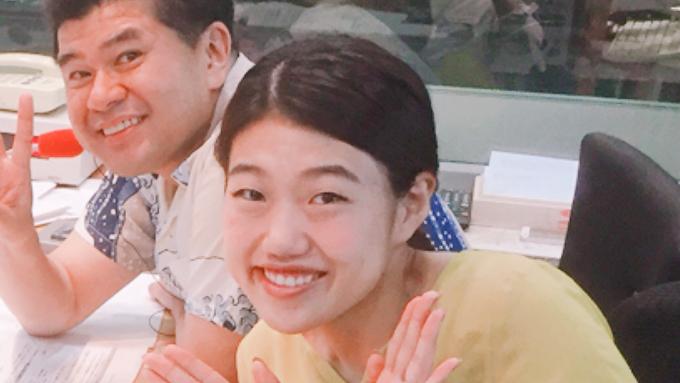 新婚の横澤夏子、結婚の決め手は「面白くない人」だから!?