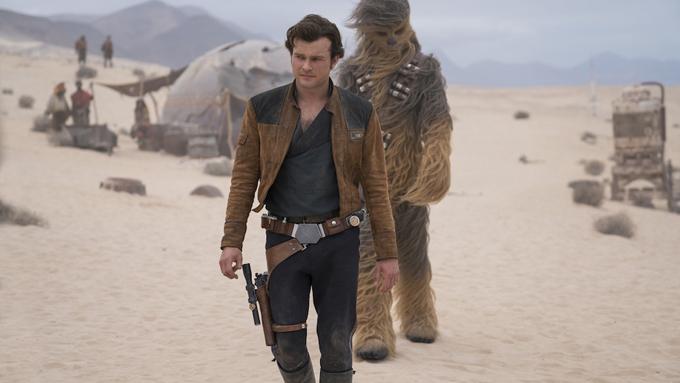 SW、やっぱり面白い!『ハン・ソロ/スター・ウォーズ・ストーリー』