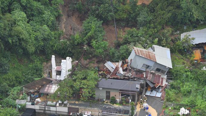 西日本豪雨~今後の天気情報と注意すべきこと