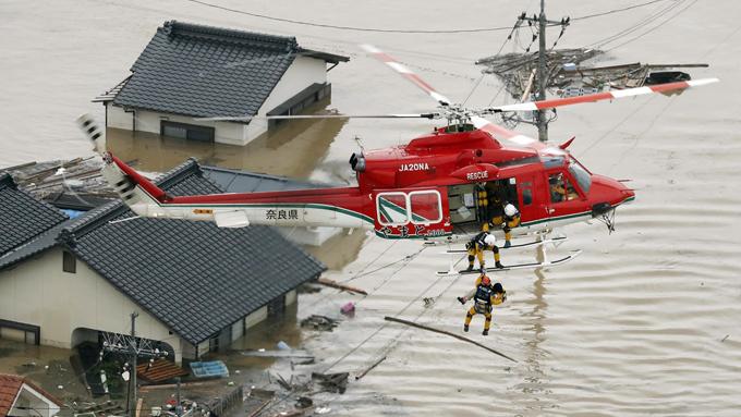 西日本豪雨~今回の災害で浮き彫りとなった一般市民の防災危機管理能力の低さ