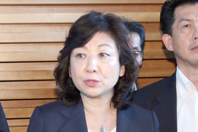 野田聖子氏推薦人確保困難~安倍総理の総裁選にも影響