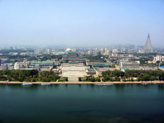 平壤 北朝鮮 朝鮮民主主義人民共和国