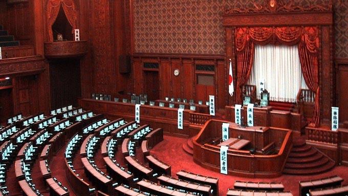 6増成立~参議院について議論すべきは定数増ではない
