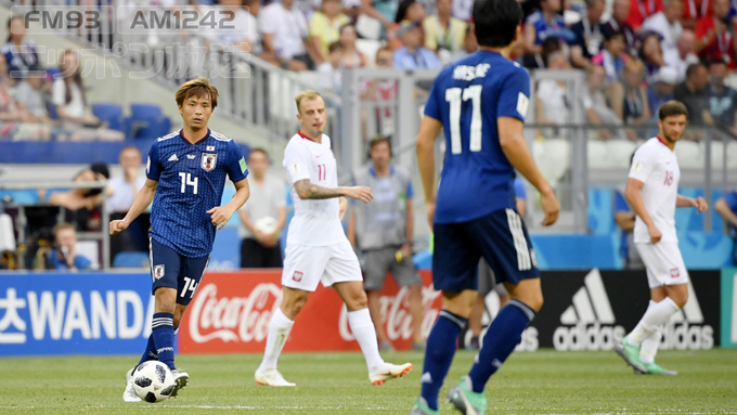 サッカー日本代表のパス回し~実況中継をしていたアナウンサーの実感
