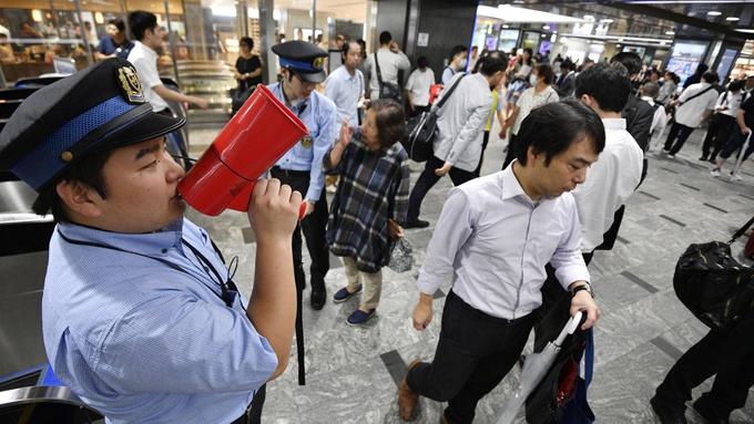 各地で記録的な豪雨、高知、京都で陸上自衛隊に災害派遣を要請